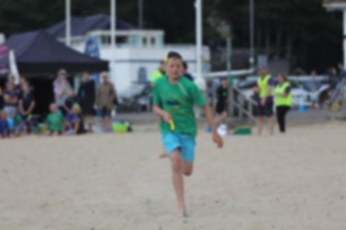 Junior Beach Competitions Beach Flags