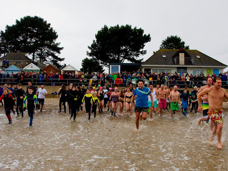 New Year's Day Dip 2020
