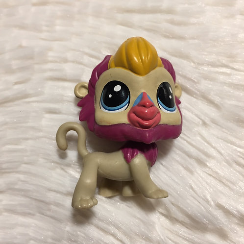 LPS Authentic Baboon