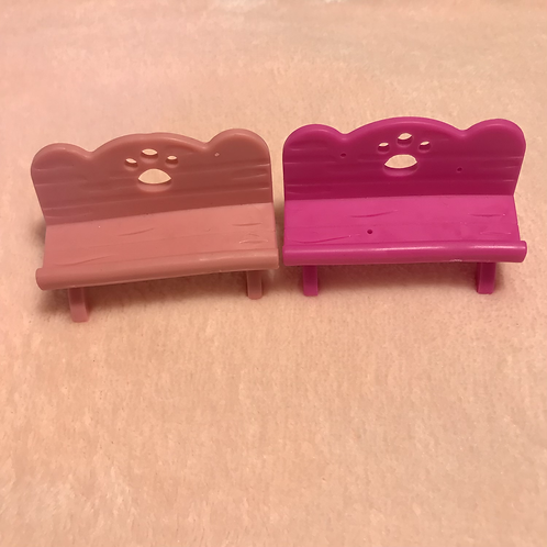 LPS Bench Chair