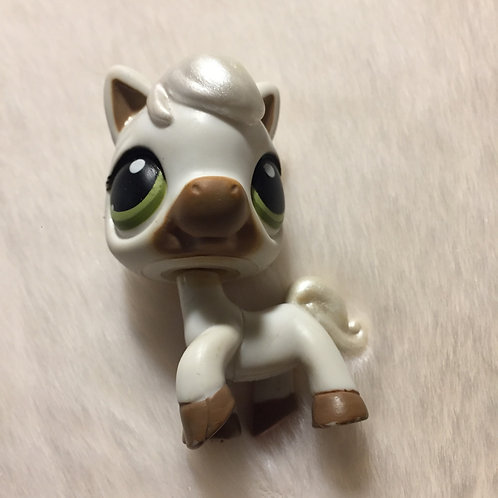 LPS Authentic Horse Pony