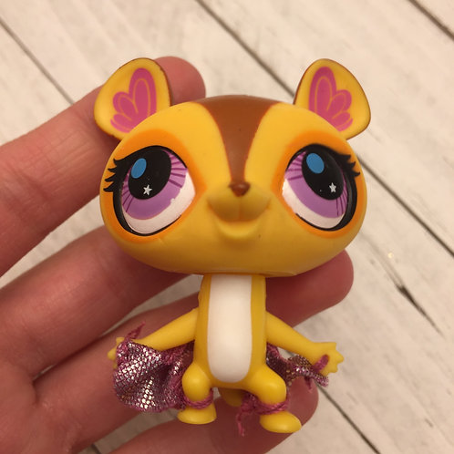 LPS Authentic Magic Motion Flying Squirrel