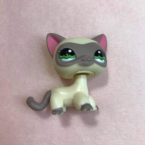 RARE LPS Authentic Shorthair Cat