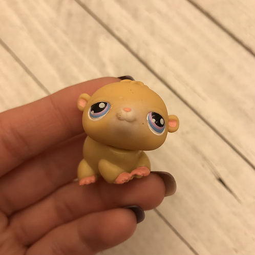 LPS Authentic Hamster