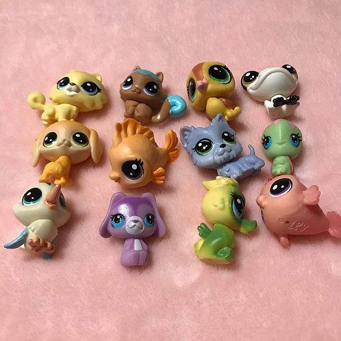 LPS Authentic Mini Pets