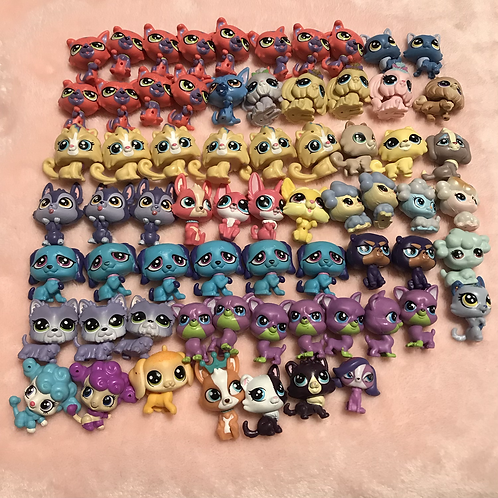 LPS Mini Dogs  -Pick One, Swipe to see Number Options-