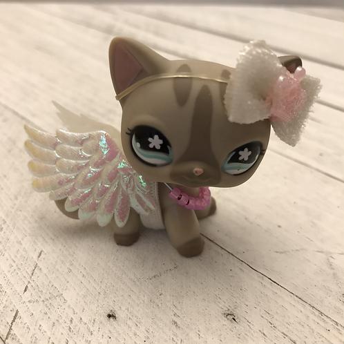 LPS Handmade Outfit Wings & Accessories -Pet NOT Included-