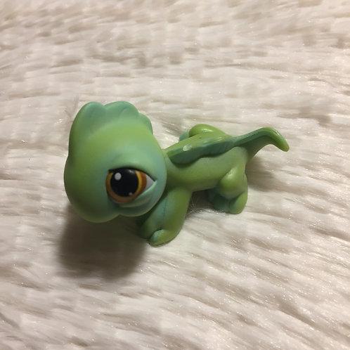 LPS Authentic Iguana Lizard