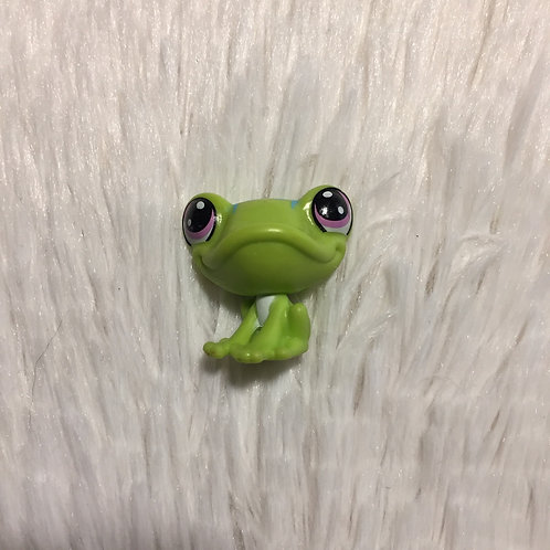 LPS Authentic Mini Frog