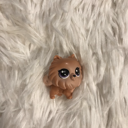 LPS Authentic Pomeranian Dog