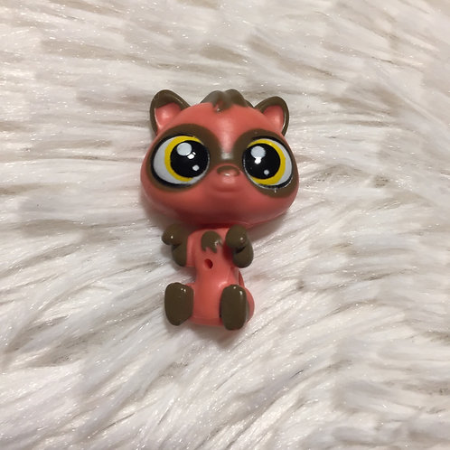 LPS Authentic Mini Raccoon