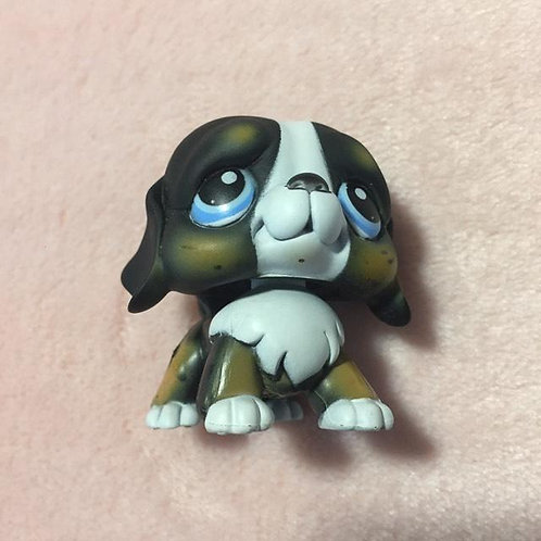 LPS Authentic Saint Bernard Dog