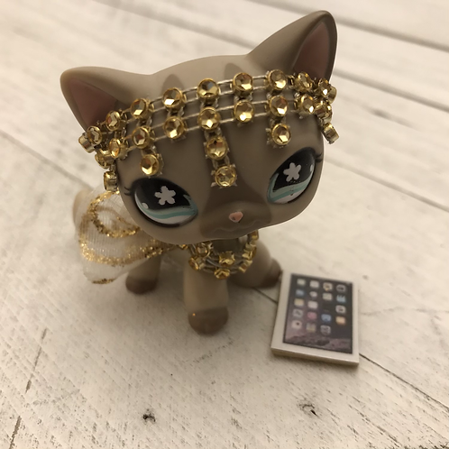 LPS Handmade Outfit Dress & Accessories -Pet NOT Included-