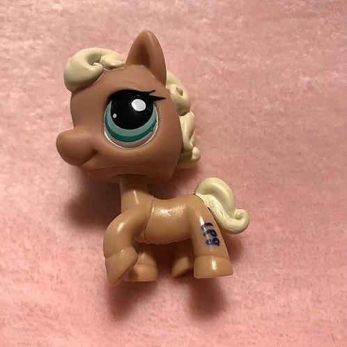 RARE LPS Authentic Horse Pony