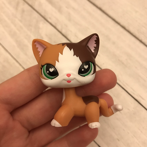 FAKE LPS Shorthair Cat
