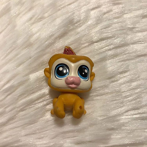 LPS Authentic Mini Gorilla Monkey