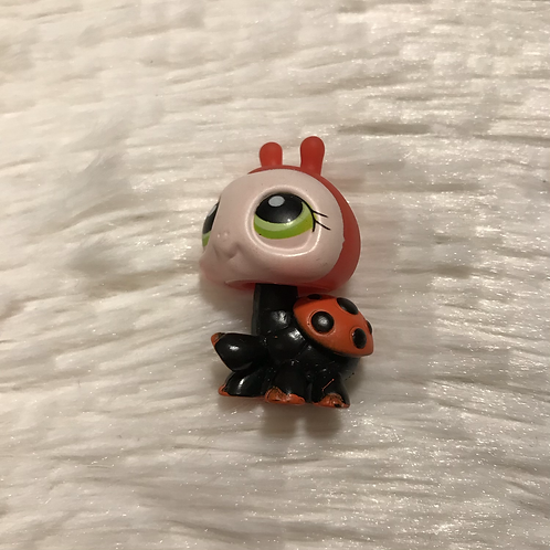 LPS Authentic Lady Bug