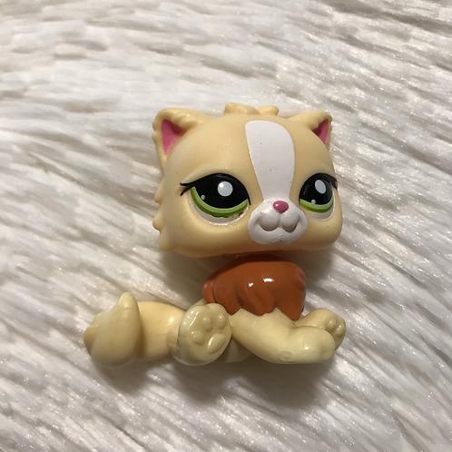 RARE LPS Authentic Persian Cat