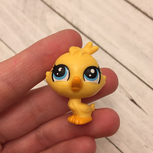 LPS Authentic Mini Duck Bird