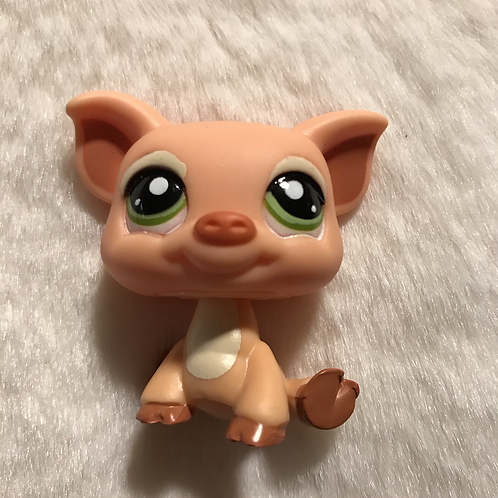 RARE LPS Authentic Pig