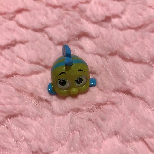 Disney Doorable Flounder  (1.50 in tall)