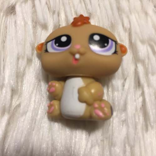 LPS Authentic Triplet Hamster