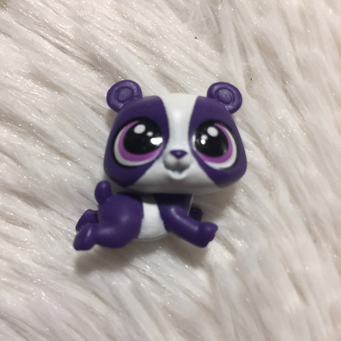 LPS Authentic Mini Panda Bear