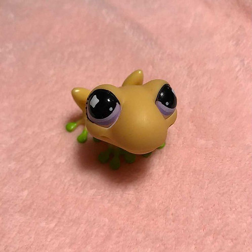 LPS Authentic Frog