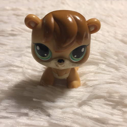 LPS Authentic Walkable Squirrel (doesn't work)