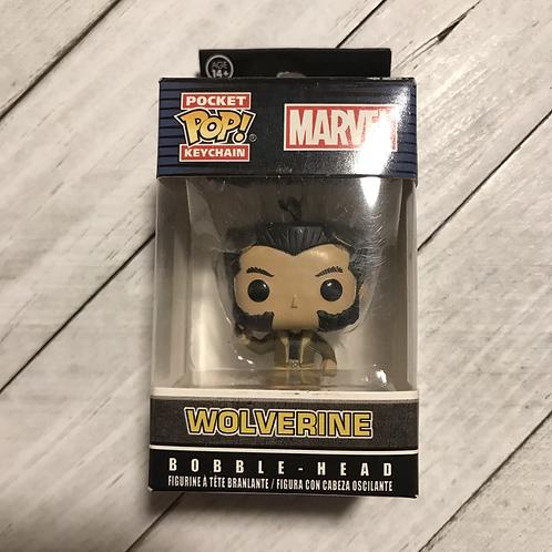 Funko Pop Key Chain Wolverine