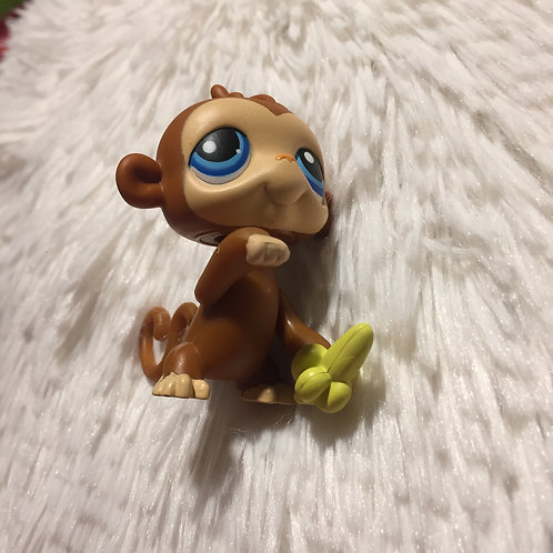 LPS Authentic Magic Motion Monkey