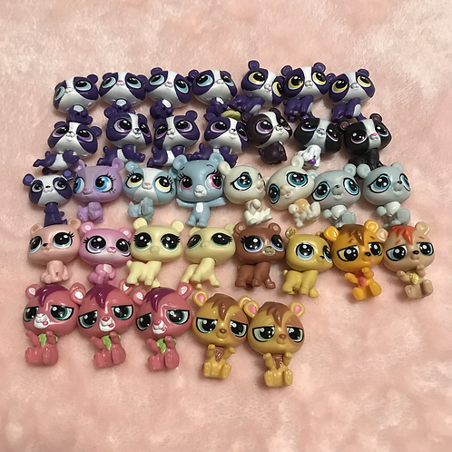 LPS Mini Bears -Pick One, Swipe to see Number Options-