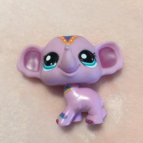 RARE LPS Authentic Elephant