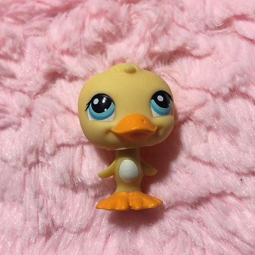 RARE LPS Authentic Duck Bird