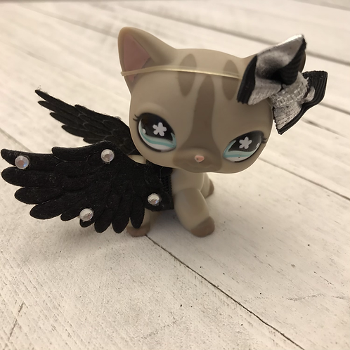 LPS Handmade Outfit Wings Accessories -Pet NOT Included-
