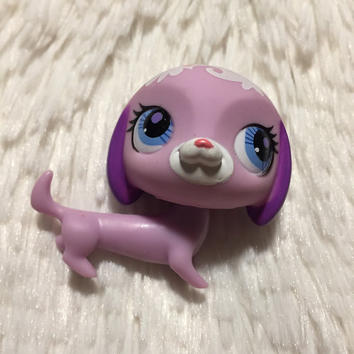 LPS Authentic Dachshund Dog