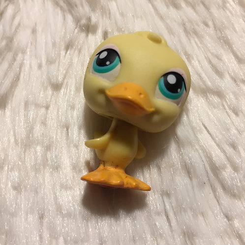 LPS Authentic Duck Bird