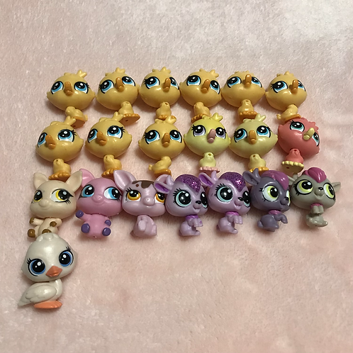 LPS Mini Farm Animals  -Pick One, Swipe to see Number Options-