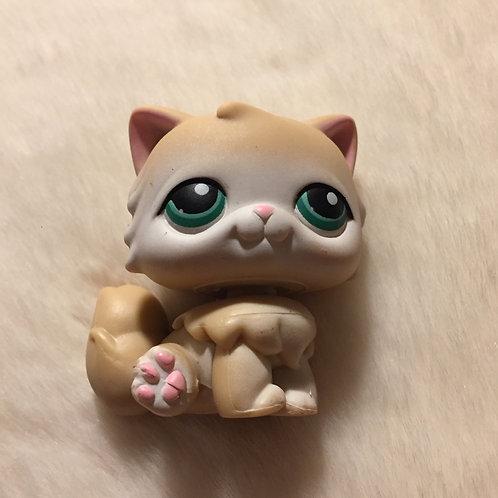 LPS Authentic Persian Cat