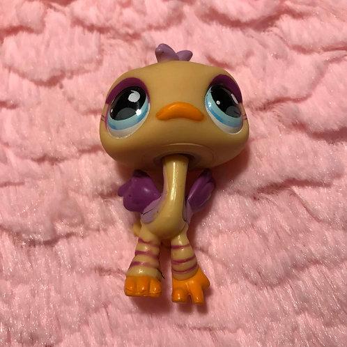 LPS Authentic Ostrich Bird