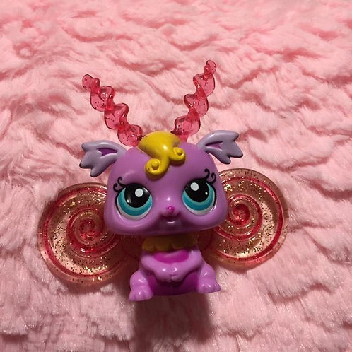 LPS Authentic Light up Fairy (works)