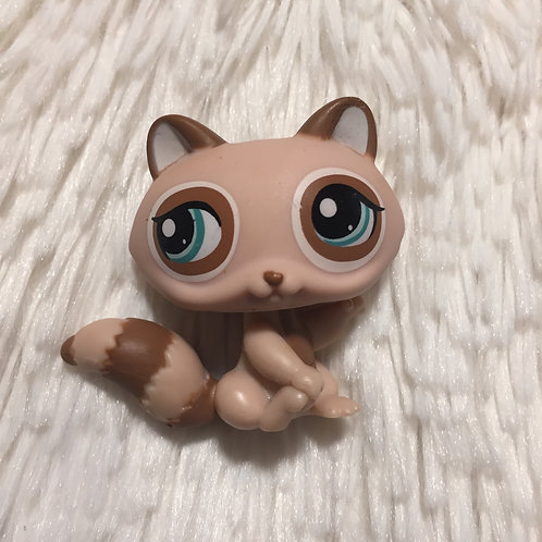 LPS Authentic Raccoon