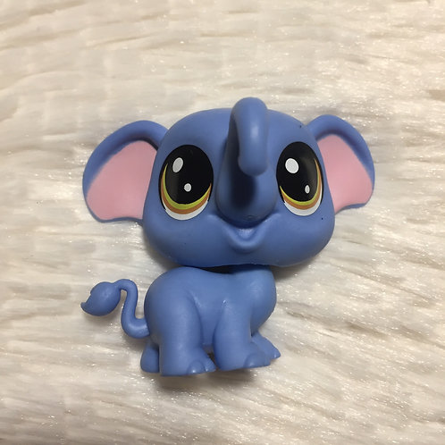 LPS Authentic Elephant