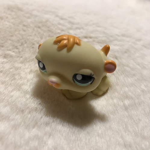 RARE LPS Authentic Hamster