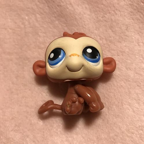 LPS Authentic Baby Monkey