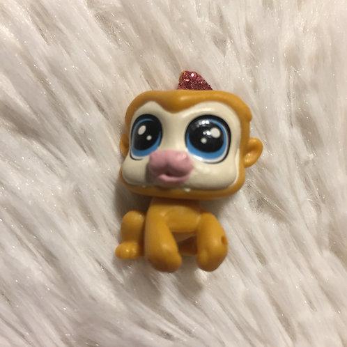LPS Authentic Mini Gorilla Monkey
