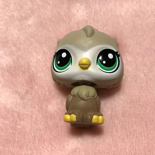 LPS Authentic Owl Bird