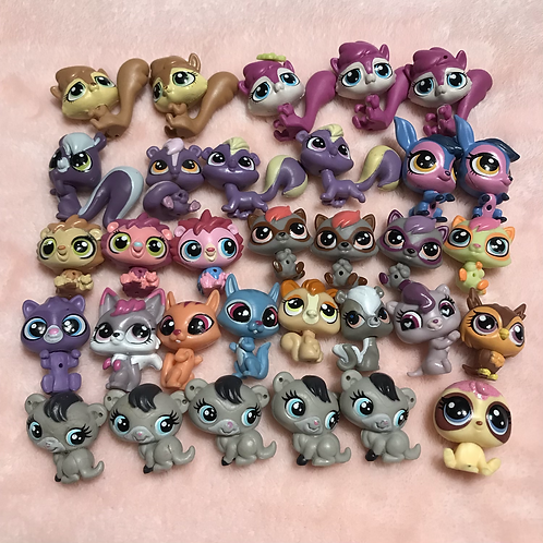 LPS Mini Woodland Pets -Pick One, Swipe to see Number Options-