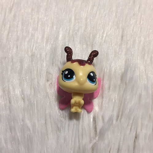 LPS Authentic Mini Butterfly Bug