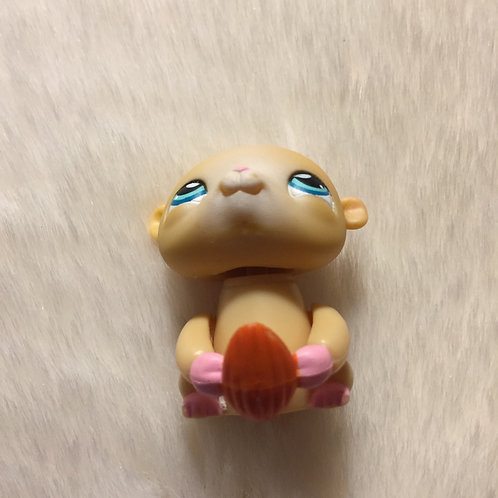 LPS Authentic Magic Motion Hamster